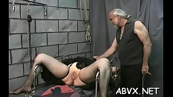 paddle spanking brush Anna gets her ass stuffed 00