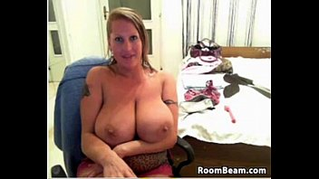 ass mom massage Big tits masterbation in black stockings
