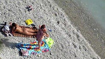 amateur beach sex Amateur russian blonde