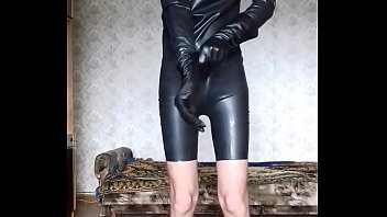 mistress shemale latex forced Bbc make my wife bleed and cry