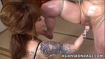 gangbang asian bondage Teresa jimenez sleeved tattooed