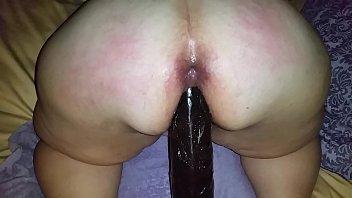 spanking ass jiggly Filipina cum mouth