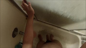 spy time shower Boyfriend s brother makes a move on the girlfriend and fucks her