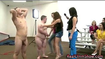 the gangbang in guys femdom strapon ass rape forced First bowel action and pussy