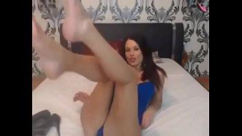 cam feet hidden Webcam pussy rub amateur