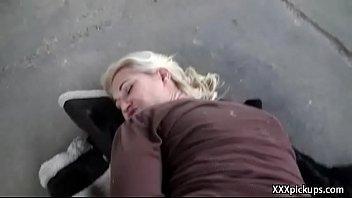 into a talked bathroom teen romp slut innocent Charmel is a blonde haired milf who has puffy ni
