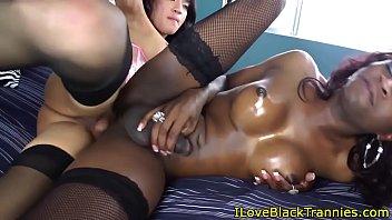 tranny hooker black bare6 Teen girl bikini fucked