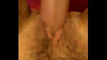big bbw toy Tearing off pantyhose