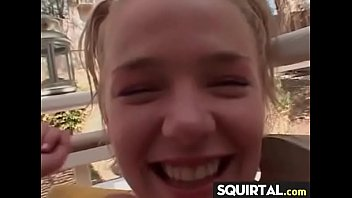my vids on squirt choke pussy Teen and bbc amateur