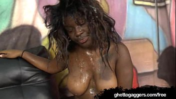 chubby up picked black German mistress abby human toilet