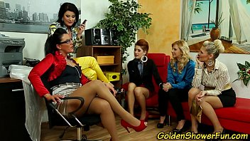 piss mature group Blonde russian teen on massage table