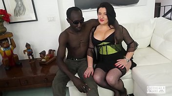 interracial tonya blond doggie anal conyers bbw Forced cum ass
