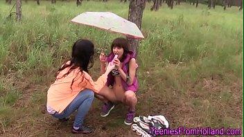 indin sex forest Lesbian full dvd
