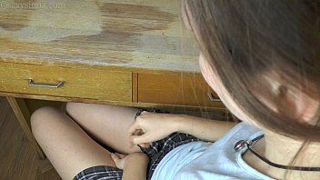 girls school and teachers Submissive couple femdom