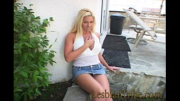brunette and lorry maya blonde Nice blow with facial