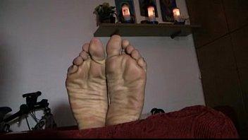 kiss feet woman footjob Ultimate humiliation butt plug