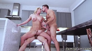 family mom cum and Teens bbc anal