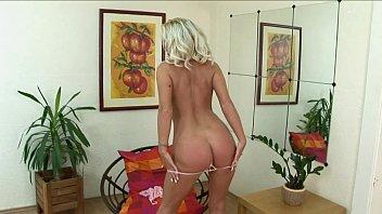 herself 2016 hot in a playful fingering car blonde 12 year virgin girl