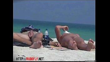 cocks nude beach Horny women fight dominate man