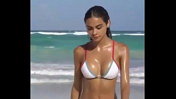 on the beach girl Azhot porncom beutiful