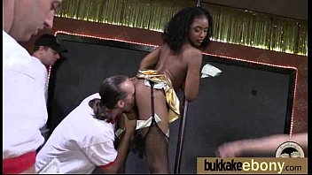 boat a on fucked get ebony Virginie efira 20 ans decart