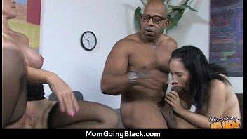 mom swallow bbc Teen girl naked on webcam
