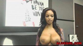 ebony sloppy squirt Milfs handjob cum on tits