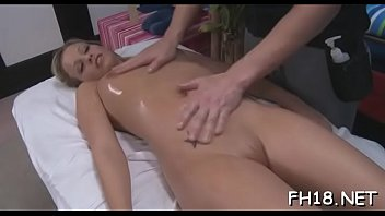 oil massage couple Indian hidden can bath