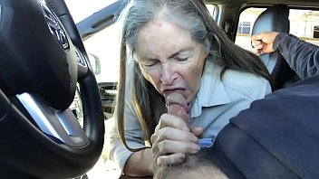 grannie p stri Gives her dad a blowjob