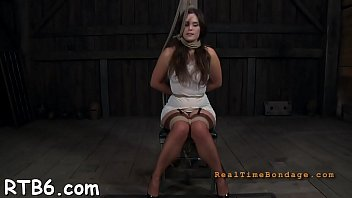 torture rack medieval Nasty college girl craves for a drop of cum on tongue