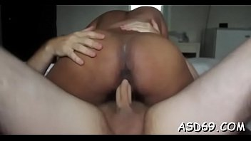 fucked condom one without girl Hardcore cowgirl riding