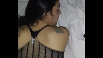 she wants rough really it Wetlook leggings quickie mit