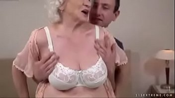 granny and boys 2 Teacher sucking her student cock