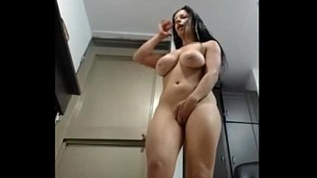 multiple orgasms bbw African ghetto real ladyboy get noughty home alone