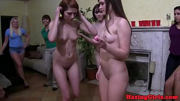 strapon webcam lesbians Old fuck young amator