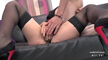 her boots in hot with slut leather Terry sugar walls