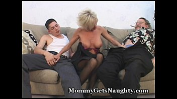 seduces guy loving young mature Bondage slut fucked