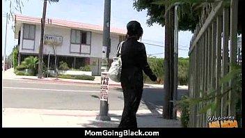 hair mom pussy black Virtual pov bus