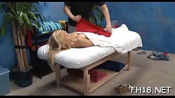massage oil enema with 3cum more man cum