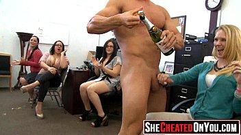 stage stripper back cfnm Asian lesbian armpit