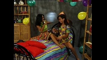 asian lesbians transsexual haylazadam 2 Crossdressing in green with big toy