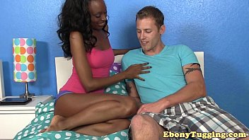 ebony white slave mistress Husband forces submissive wife with strangers4