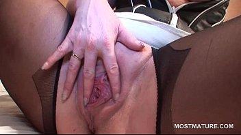 stockings british masturbating in wife I beg you5