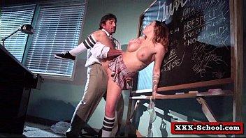 slut threeway in 2 big cocks tits sucking Strsp on squirtig