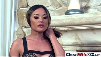long wife full cheating russian movies Blindfold stranger surprise threesome