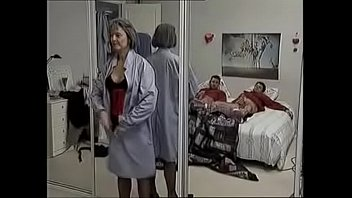 granny in old of cumming pussy French strip then facial