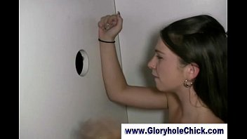 uk real gloryhole Sister catches brohter jerking in the bed