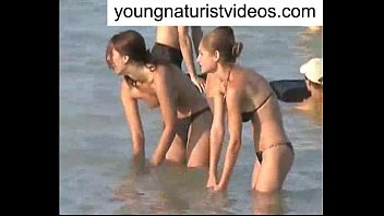 nudist nude beach Japanese sexual subtitled