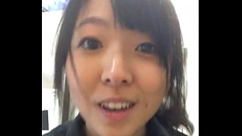 working while in shop the asian toilet teen fucked store Brunette gives a great blowjob