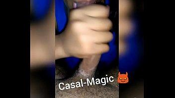 wand magic attachment Asian tgirl erection